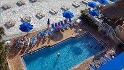 DoubleTree Beach Resort by Hilton Hotel Tampa Bay - North Redington Beach - room and hotel tour