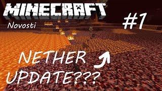 Minecraft Novosti #1 [1.10] | NETHER UPDATE??? Mp3