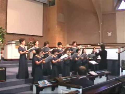 Cantate Domino! Alleluia (Christi Care Miller)