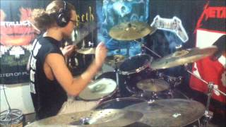 "Lamb Of God ""Omerta"" Drum Cover"