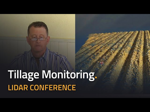LiDAR for Drone 2017 - Monitoring Dust Control Tillage with Juniper Unmanned