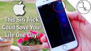 this siri trick could save your life one day iphone lifehacks applenow