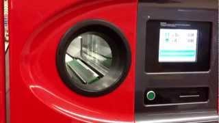 Автомат утилизации банок и бутылок Гамбург Германия