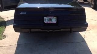Grand national Magna flow exhaust