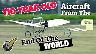 1910 Pither Monoplane - Historical Aviation Film Unit