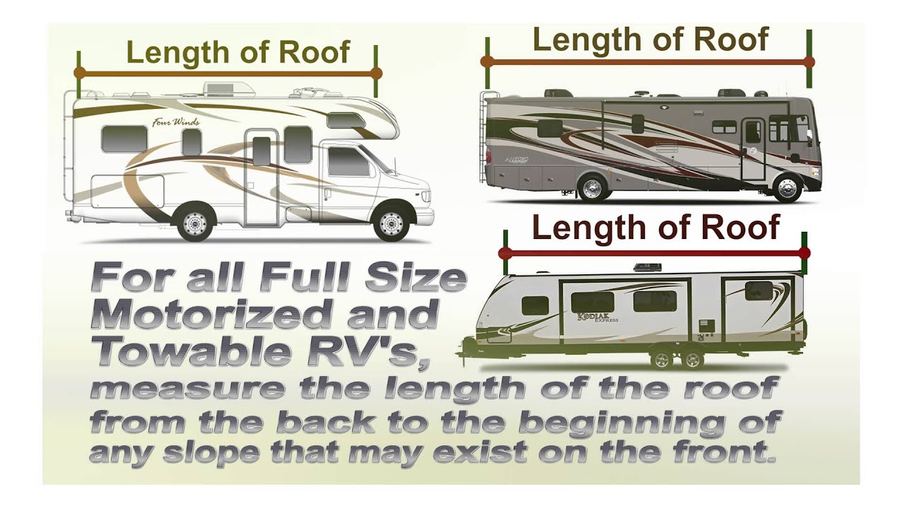 Travel Trailer Covers, Travel Trailer RV Covers