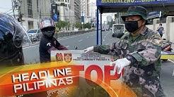 PNP aminadong mahirap ipatupad ang GCQ sa Metro Manila   Headline Pilipinas