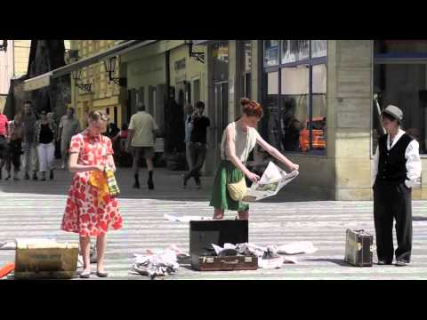 Daydreaming, Russian Academy of Theatre Arts, Street Stories, Scenofest 2011