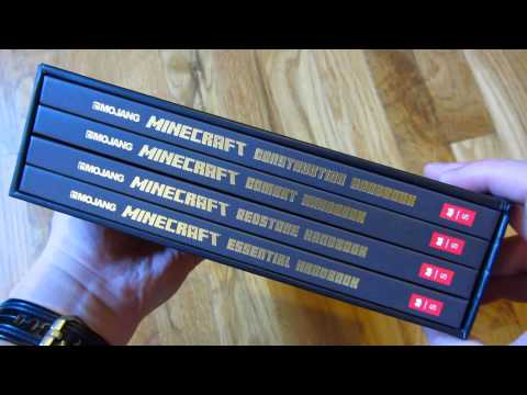 Minecraft - The Complete Handbook Collection In HD 1080p