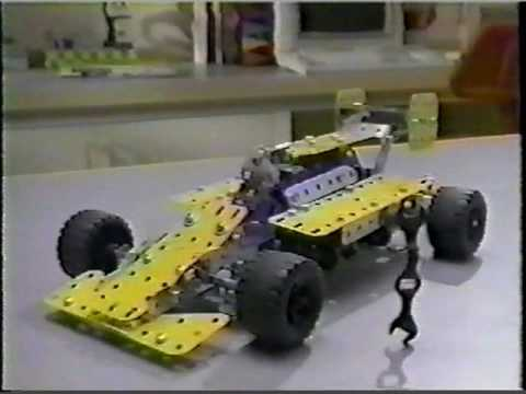 Erector Set Commercial