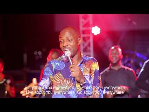 YOU'RE MY GOD Manus Akpanke Ft Dunsin Oyekan
