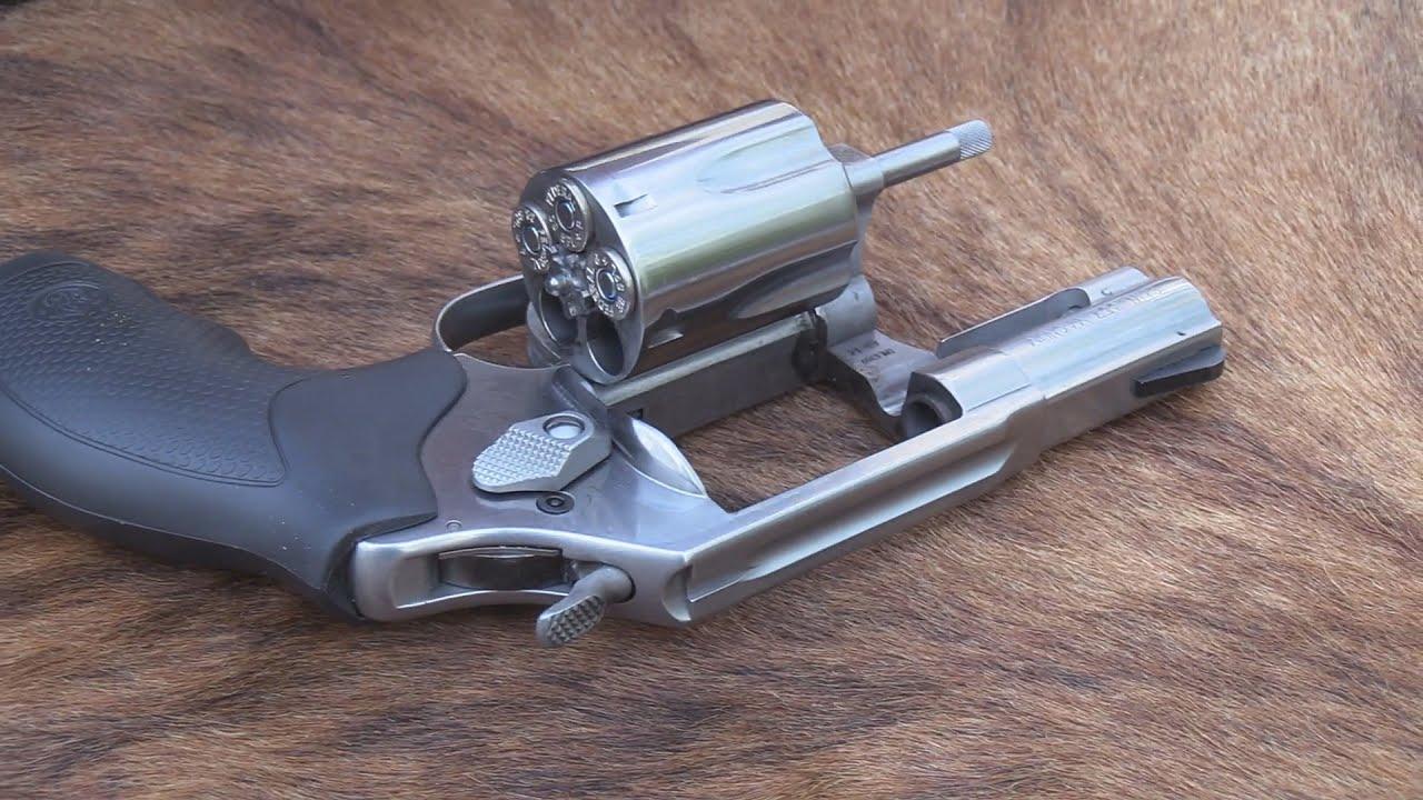 S&W Model 60   357 Magnum
