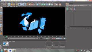 how to make a cool intro in cinema 4d