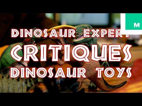 Everyone Should Watch This Dinosaur Expert Critiqu
