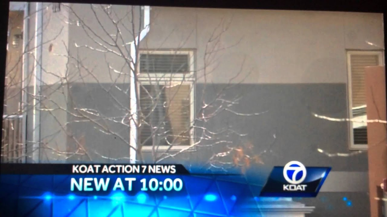 KOAT: KOAT Action 7 News Live At 6pm Close--01/05/16
