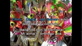 EL CHIRU CHIRU - LLAJTAYMANTA (Karaoke)