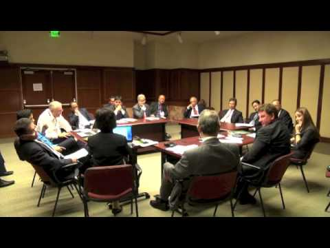 (04 Dec 2013) Breakout Groups on Natural Capital: Group A (part 2)