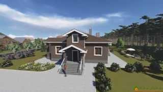 Проект дома из теплоблока ТБ 37 (108 м2)(, 2015-09-18T06:33:23.000Z)