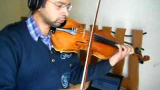 Top Of the world (Carpenters) - Violin