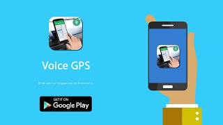 Voice GPS Driving Directions - GPS Navigation.