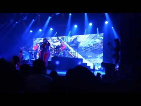 Clean Bandit Live In KL 18-05-2017 (Rockabye)