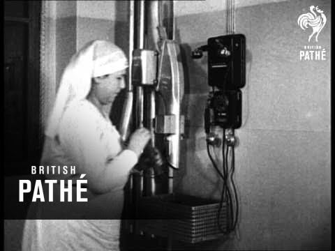 The Super Hospital Of France (1935)