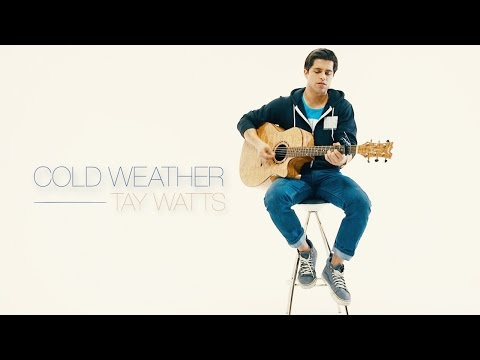 Zac Brown Band - Colder Weather (Cover by Tay Watts)