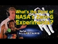 What's the Point of NASA's Zero-G Experiments?