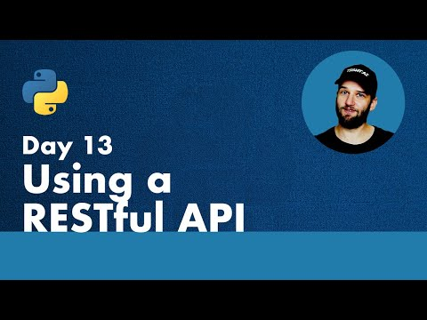 30 Days Of Python - Day 13 - Using A REST API Service - Python TUTORIAL