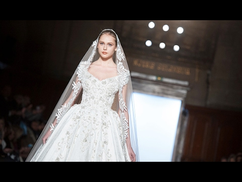 Tony Ward | Haute Couture Spring Summer 2017 Full Show | Exclusive