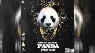 Almighty - Panda (ft. Farruko) [Official Audio]