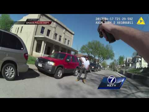 Body camera images give closer look to officer-involved shooting