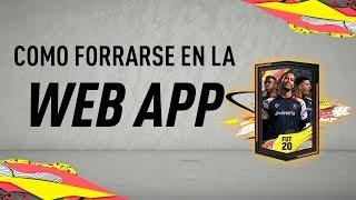 FIFA 20 | FORRATE EN LA WEB APP CON ESTOS TIPS DE TRADEO | ALKE78