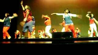 Orange dance studio concert ADV B class 2009