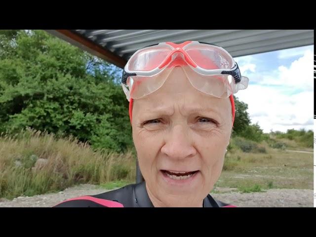 23.8.19 Udsigten fra vores sauna bli'r skøn