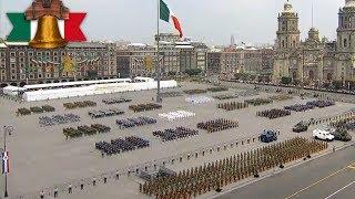 Desfile militar del 16 de septiembre 2019