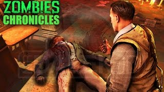 ZOMBIES CHRONICLES DLC 5: MOB OF THE DEAD FULL STORYLINE EXPLAINED! (Black Ops 3 Zombies)