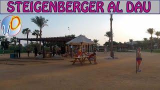 Steigenberger Al Dau Beach 5 Территория пляж Territory beach Gebiet Strand Египет Egypt