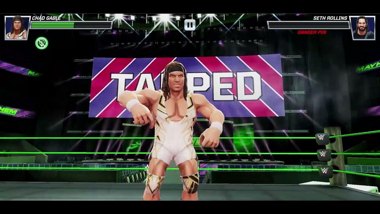Chad Gable-  Signature  Move | WWE Mayhem