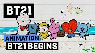 [BT21] BT21 Begins