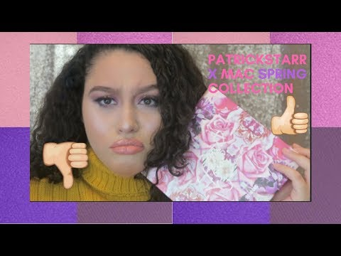 IS IT WORTH UR COINS? PATRICKSTARRXMAC SPRING COLLECTION (REVIEW, DEMO, SWATCHES) -looksbyjulissa