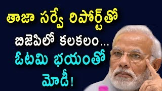 Latest Survey Reports Says BJP Will Lose In MadhyaPradesh ,Rajasthan , Chhattisgarh | TrendingTelugu