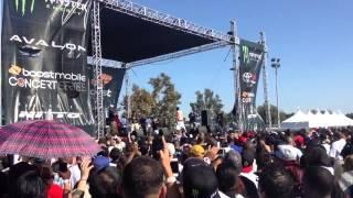 French Montana Stay Schemin @Anaheim DUB Show 2013