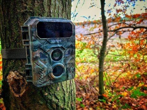 Victure Mini Wildlife Camera 16MP 1080P
