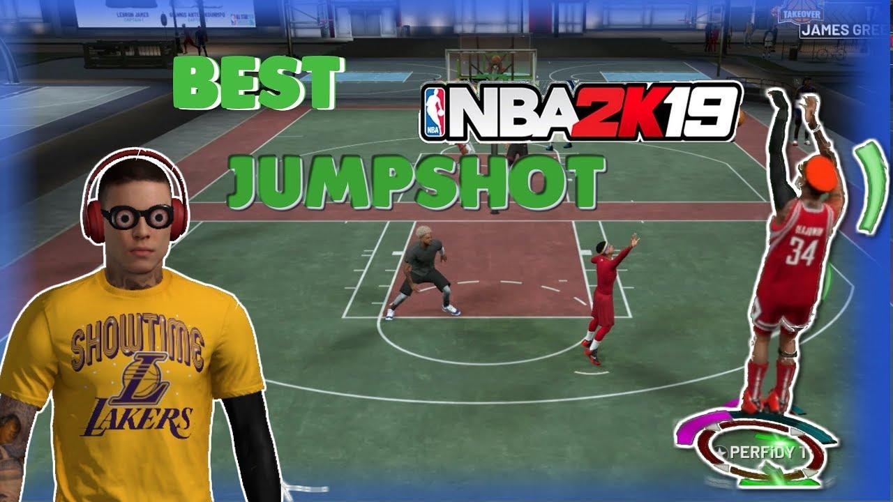 Nba 2k19 best rec jumpshot