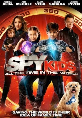 Spy Kids: All the Time in the World (2011) Tagalog Dubbed