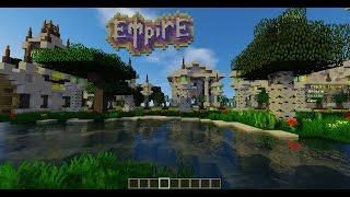 Уникальный сервер minecraft Empire [ArtIw]
