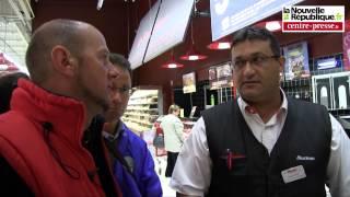VIDEO. Poitiers : les éleveurs bovins de la Vienne s'inviten
