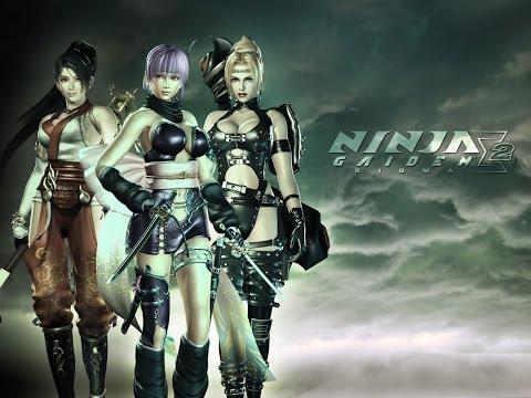 Ninja Gaiden Sigma 2 - Прохождение игры на русском - PS3 Master chapter 1