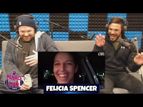 Felicia Spencer talks her recent UFC win, fighting Amanda Nunes, marriage, relationships & much more